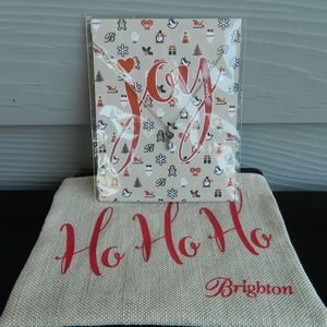 BRIGHTON HEART W/KEY NECKLACE W/HOLIDAY POUCH
